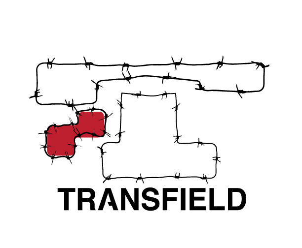 re imagined transfeild logo