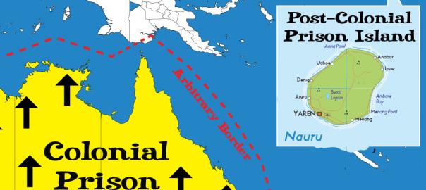 Prison Islands of Oceana